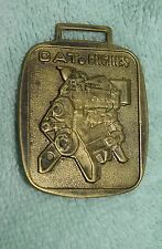 AW-055 - Cat Caterpillar Engines Watch Fob Advertising Construction Equipment