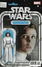 Star Wars Princess Leia Comic Issue 1 Limited Action Figure Variant Modern Age