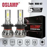 MINI H7 LED Headlight Conversion Kit Bulb 1500W 225000LM High Power 6000K White