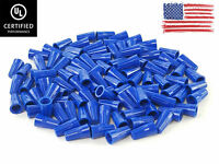 1000 PCS Blue Twist-On Wire Connectors Conical nuts 22-14 Gauge UL Certified