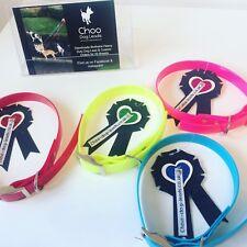1x Biothane collar de perro de perros medianos a grandes-elige color en la compra