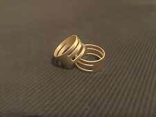 Lot Of 2 Jump Ring Opener Closer Jewelry Making Tools Brass Pinky Jumprings