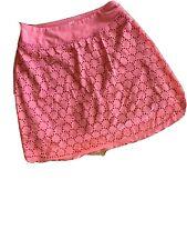 Title Nine Pink Nimble Sports Skirt Built In Shorts Skort Nimbeline Small