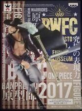 Banpresto BWFC One Piece: Mihawk NEUF