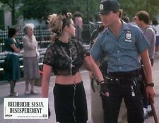 MADONNA DESPERATELY SEEKING SUSAN 1985 VINTAGE LOBBY CARD #2