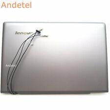 Genuine Lenovo Ideapad U330 U330T LCD Rear Lid Back Cover Top Case Touch Silver