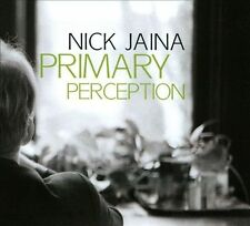 JAINA,NICK-PRIMARY PERCEPTION CD NEW