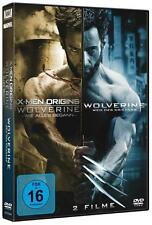 X-MEN ORIGINS WOLVERINE 2 FILME DVD NEU OVP WIE ALLES BEGANN WEG DES KRIEGERS