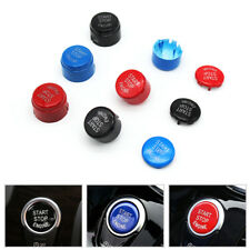 Engine Start Stop Switch Button Cover For BMW 3 5 Series F10 F25 F30 E90 E60 E70