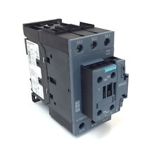 Contactor 3RT2038-1AF00 Siemens 3 Pole 110VAC 37kW 3RT20381AF00