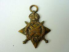 WW114-15 Star 8451 Pte. G.W. Norris. SHROPS.L.I.