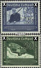 Deutsches Reich 669-670 (kompl.Ausg.) postfrisch 1938 Graf Zeppelin