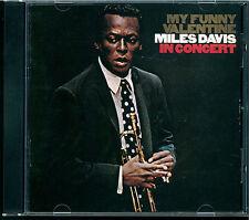 Miles Davis - My Funny Valentine CD Japan 35DP 65 black/silver label