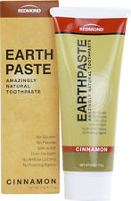 Redmond Trading Company Real Salt Earthpaste Cinnamon Natural Toothpaste - 113 g