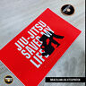 Brazilian Jiu Jitsu Gi Patch 'Save Red' on Kimono  MMA BJJ  Grappling