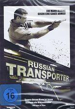 DVD NEU/OVP - Russian Transporter - Vladimir Yepifantsev & Sergei Astakov
