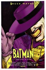 1)BATMAN v2 #40(6/15)JOKER 'MASK' MOVIE POSTER VARIANT(NEW 52)BATGIRL(CGC IT)9.8