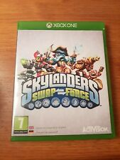 XBOX ONE SKYLANDERS SWAPFORCE DVD ONLY