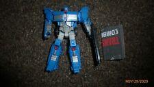 Transformers Generations Combiner Wars Pipes Legends Figure Complete