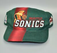 Seattle Sonics Sports Specialties Vintage 1997 NBA Draft Snapback Cap Hat