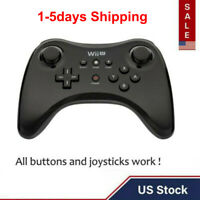 For Wii U Pro Nintendo Game Controller Replace Official Wireless Gamepad
