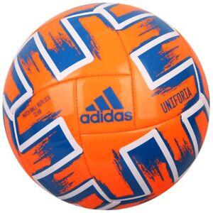 Ball adidas UNIFORIA Club FP9705 orange Size 5