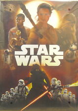 Rewe Star Wars BLOC NOTES CON POSTER OVP