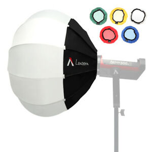 Aputure Lantern Softbox Light Modifier for C120D II C300D C300DII With Diffuser