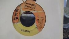 45U THE ELGINS PUT YOURSELF IN MY PLACE / DARLING BABY ON VIP RECORDS