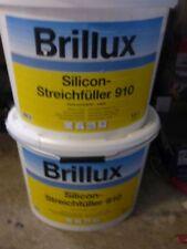 Fassadenfarbe Brillux Silicon Streichfüller 910 für die Fassade
