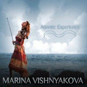Atlantic Experience - Music CD - Marina Vishnyakova -  2016-08-02 - CD Baby - Ve