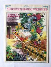RARE Almanach Spirou Vacances - Juillet chez les Truffineux Récit / FRANQUIN