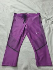 Womens Nike running capri leggings  new without tags Size M.
