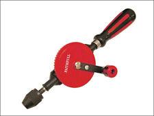 Faithfull FAIHANDDRILL Hand Drill Double Pinion 8.5mm Capacity