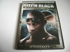 Pitch Black (DVD, Unrated Director's Cut, Widescreen)