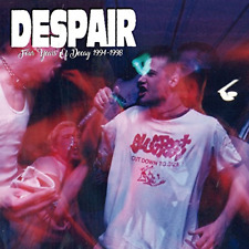 DESPAIR-4 YEARS OF DECAY-JAPAN CD D99