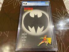 Batman: The Dark Knight Returns #3 CGC 9.8 White NM/M