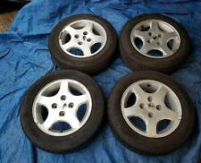 "Peugeot 206 14"" Alloy Wheels PCD 4x108mm 5.5JX14 ET34 175/65R14 7819-5"