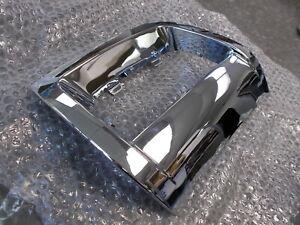 2006-2009 Chevrolet Trailblazer Left Front Bumper Insert 15135187
