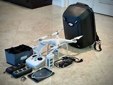 DJI Phantom 3 Professional BUNDLE/iPad Mini 2/Extra battery/backpack/ND filters.