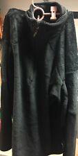 Cabelas Black 1/4 Zip Fleece shirt / ECWCS / Insulation / New Without Tags 3XLT