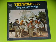 45 tours SP - THE WOMBLES - SUPER WOMBLE - 1975 - MIKE BATT