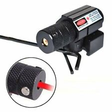 US Red Laser Beam Dot Sight Scope With Mount Rail For Tactical Rifle Pistol /Gun