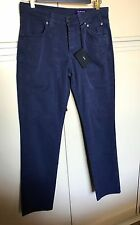 Pantaloni uomo JECKERSON blu jeans tg. 34 (48) elasticizzati jeans
