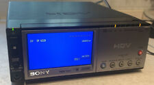Sony HVR-M10E NTSC/PAL 1080i HDV DVCAM DV Digital Video Player Recorder VCR