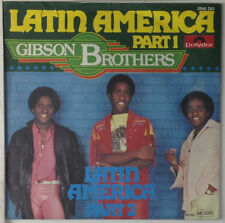 """7"""" Single - Gibson Brothers - Latin America - s290 - washed & cleaned"""