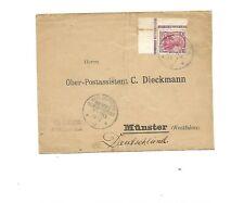MSP No 20 ( SMS Iltis ) 19.7.03 2 x auf Antwort-Vordr.-Brief mit DR 71ER