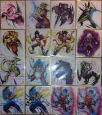 Dragon ball Heroes paper pattern ART 3 16 species cards limited item Very rare