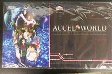 Accel World Playmat 1x Near Mint Weiss Schwarz