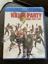 Killer Party BLU-RAY Out of Print Horror OOP *NEW